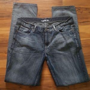 Carbon Denim Jeans 34x34